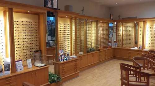Opticien : LE CABINET D'OPTIQUE, 8 RUE DE COLMAR, 78200 MANTES LA JOLIE