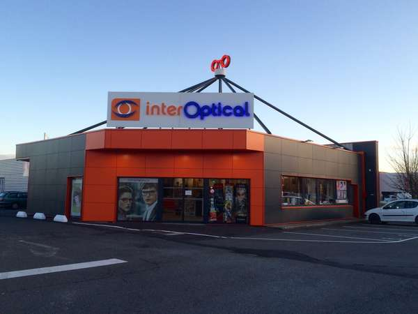 Opticien : INTEROPTICAL, 99 Avenue Charles De Gaulle, 81300 GRAULHET