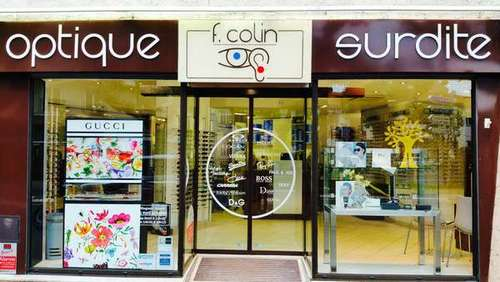 Opticien : OPTIQUE COLIN, 96 Avenue de Valescure-Av Michel Gaillard, 83700 Saint-Raphaël