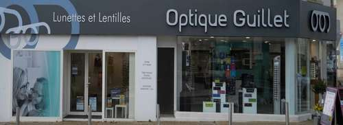 Opticien : OPTIQUE GUILLET, 14 rue de l'hotel de ville, 85190 AIZENAY