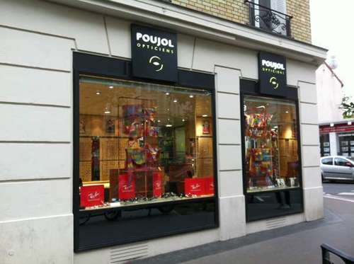 Opticien : POUJOL OPTICIENS, 13 Bis Rue de la Station, 92600 ASNIERES-SUR-SEINE