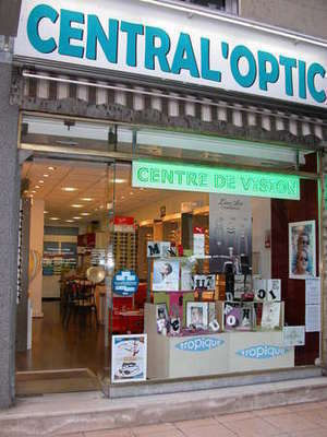 Opticien : CENTRAL'OPTIC, 1 Rue de la République, 94220 CHARENTON-LE-PONT