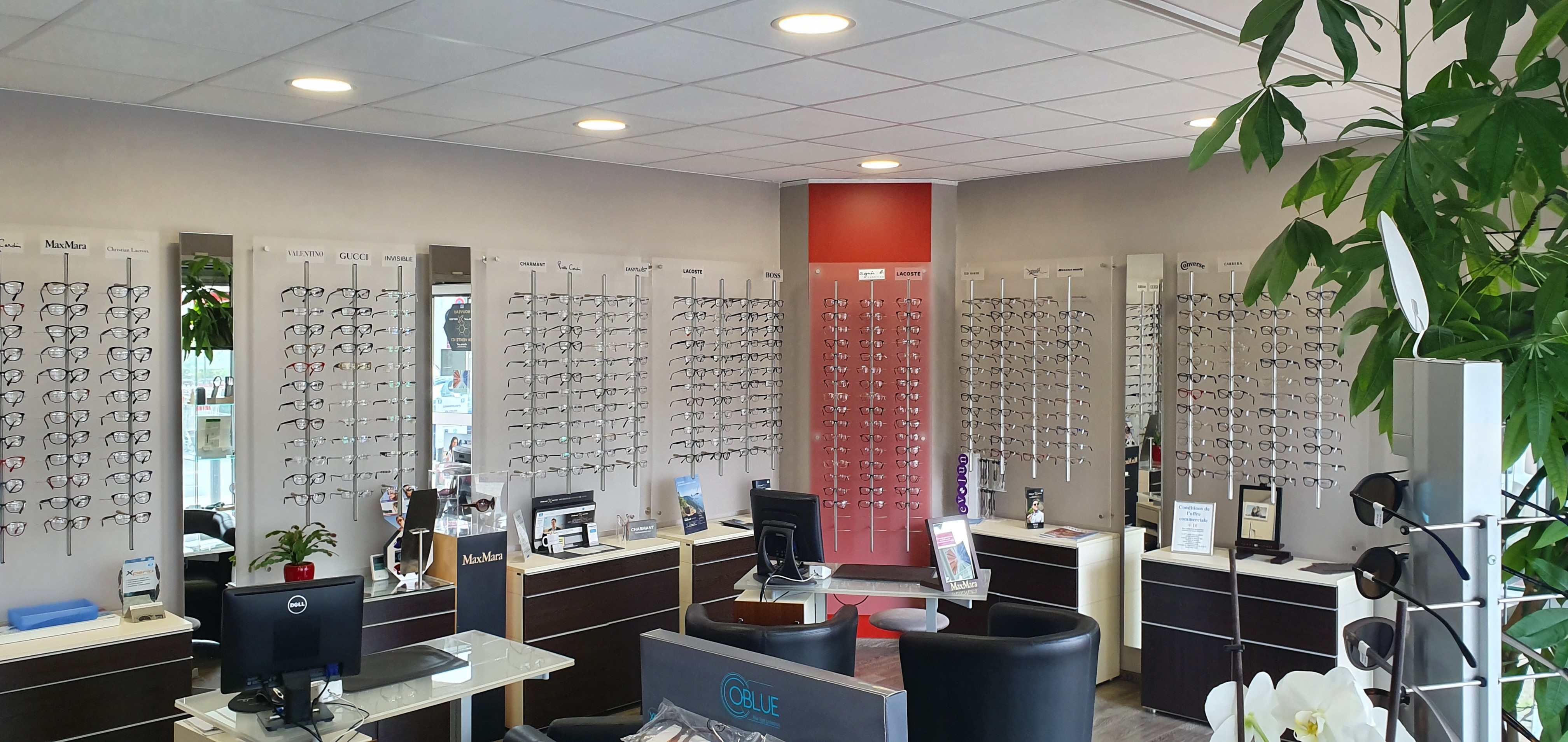 Opticien : CLAIRVISION, 13 Avenue Jeanne d'arc, 95600 EAUBONNE
