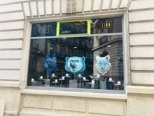 Opticien : ZINN - KIDZ OPTIC, 9 rue de Strasbourg, 44000 NANTES