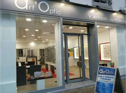 Opticien : ART'OPTIC, 51 av de la liberation, 42120 le coteau