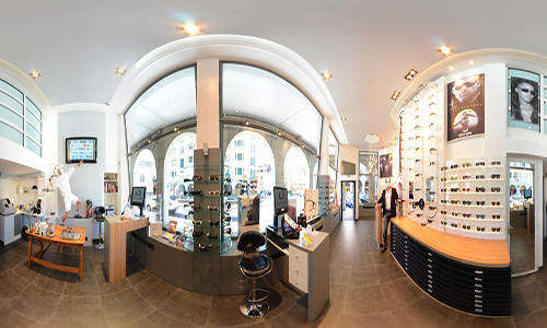 Opticien proposant la marque SPY : ALTERNATIV'OPTIC, 5 Rue Joseph Blanc, 74000 ANNECY
