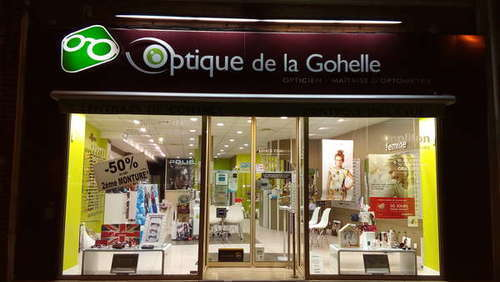 Opticien : OPTIQUE DE LA GOHELLE, 58 RUE JEAN JAURES, 62420 BILLY MONTIGNY