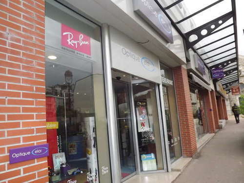 Opticien : Optique Eloi, 7 maurice ténine, 94260 fresnes