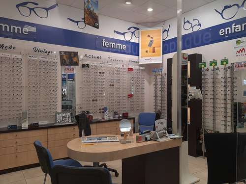 Opticien : Optique St. jean, 4 chemin de la gare, 07300 St. Jean de Muzols