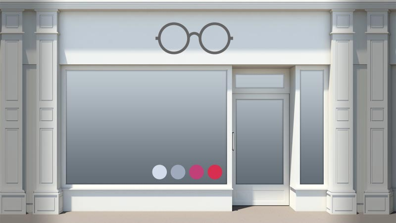 Opticien proposant la marque EX  EYEWEAR : optic conty, 7 place du general de gaulle, 80160 conty